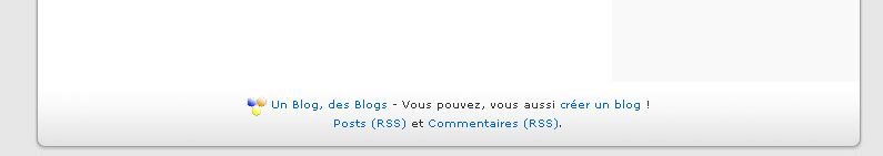 unblog des blogs