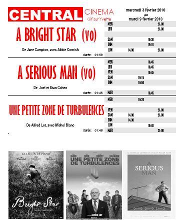 Programme cinéma Gif 3-9/2/10
